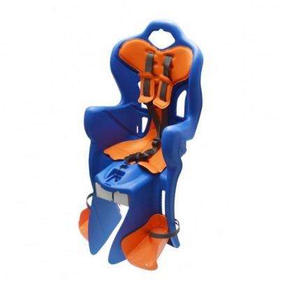 Fotelik rowerowy na bagażnik BELLELLI B-ONE CLAMP do 24 kg