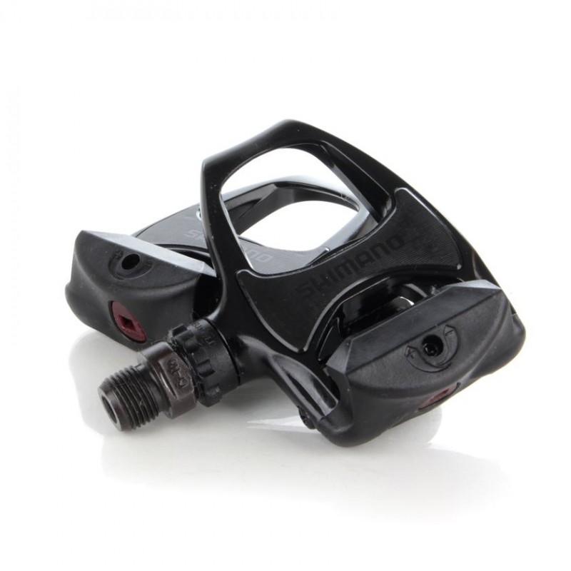 Pedały rowerowe szosowe SHIMANO PD-R540 Czarne