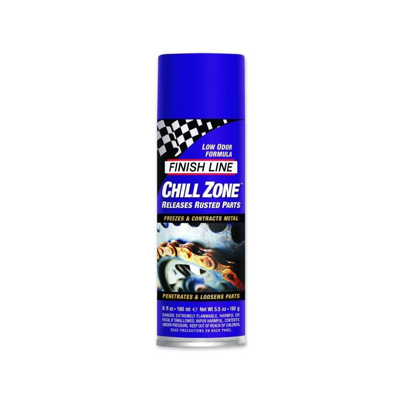 Odrdzewiadcz w areozolu Finish Line CHILL ZONE 180 ML