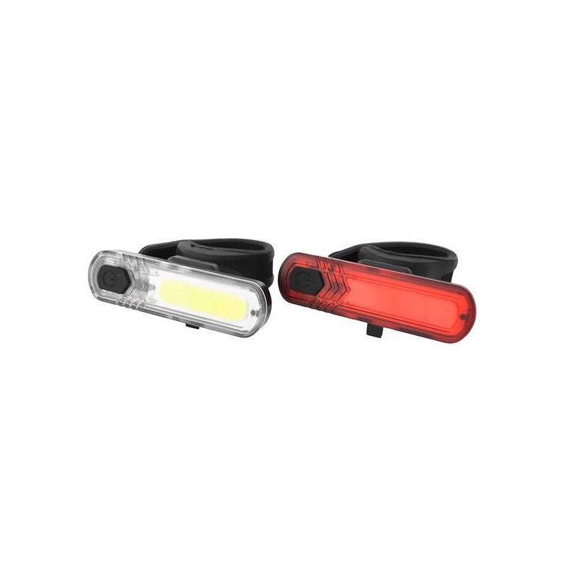 ZESTAW OŚWIETLENIA NEXELO 10-LED 30 LUMENÓW USB !!