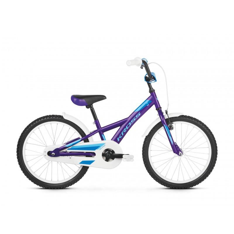 Rower dla dziewczynki KROSS OUTLET MINI 5.0 2019