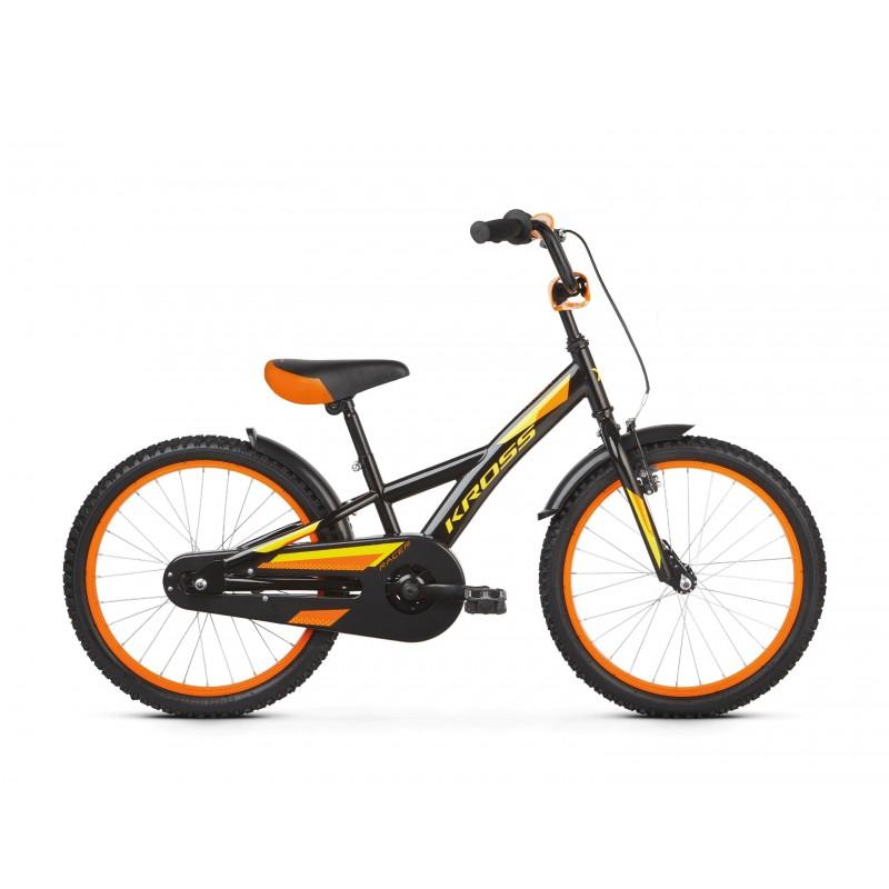 Rower dla dziecka KIDS KROSS OUTLET RACER 5.0 2019