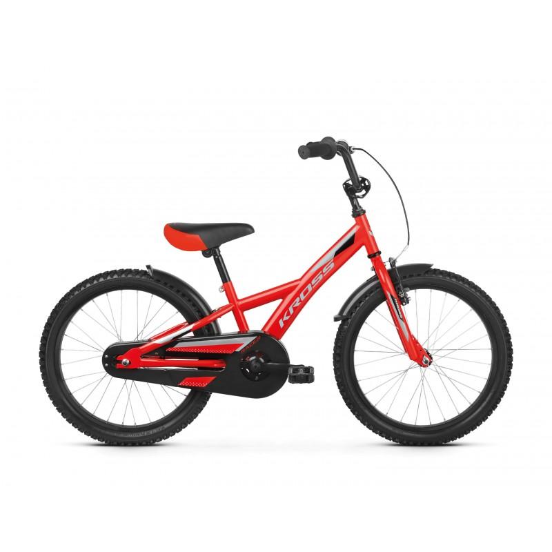 Rower dla dziecka KIDS KROSS RACER 5.0 2019