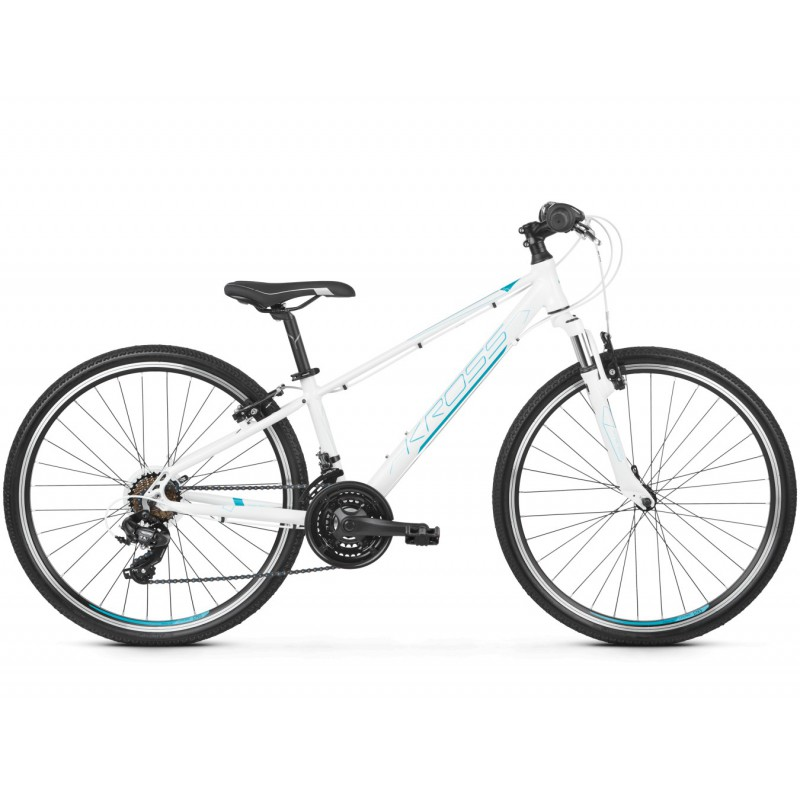 Rower crossowy KROSS EVADO JR 1.0 JUNIOR 2019 Akcesoria Gratis