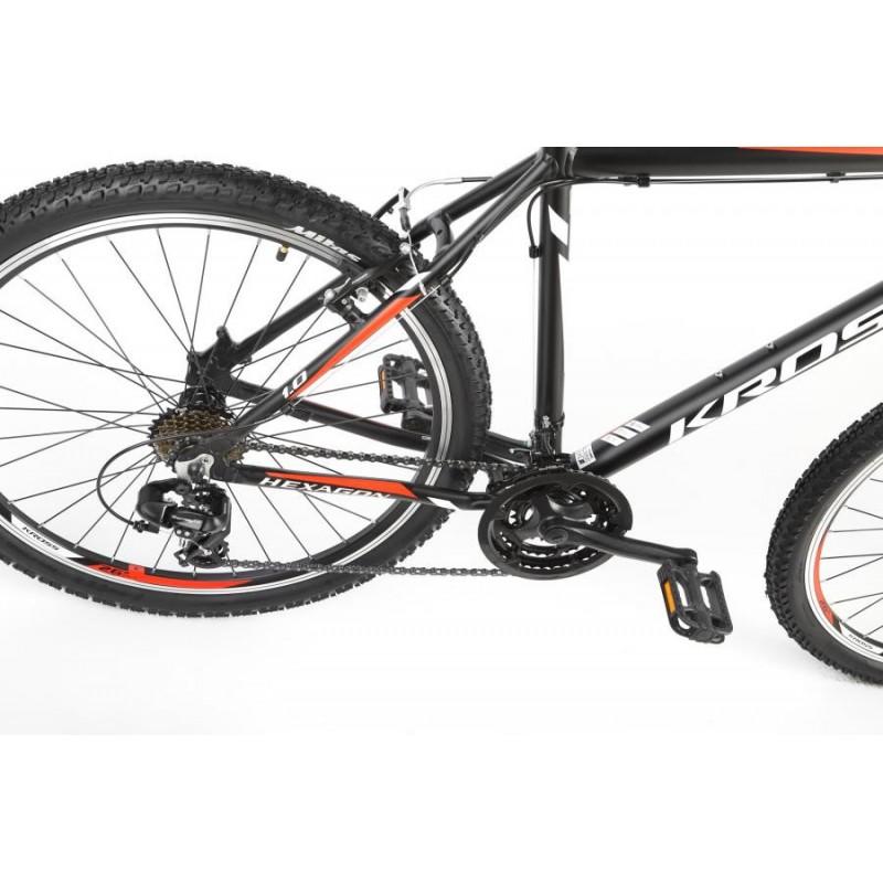 9dfd6792506013 Dodatkowo przegląd i wysyłka w cenie roweru ! ROWER KROSS HEXAGON 1.0 26