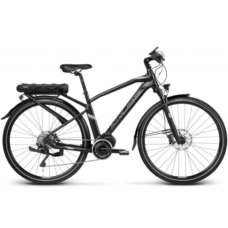 Rower KROSS OUTLET TRANS HYBRID 5.0 2019 Damski i Męski