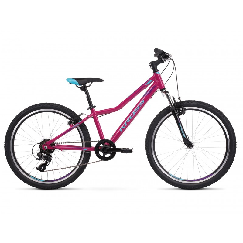 Rower dziewczęcy KROSS OUTLET LEA JR 1.0 2019