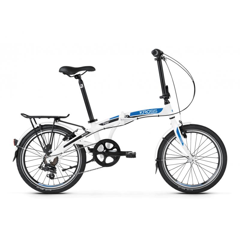 Rower miejski składany Kross FLEX 2.0 2020