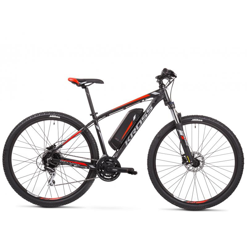 Rower elektryczny Kross HEXAGON BOOST 1.0 2020