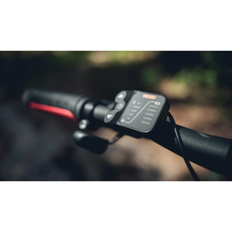 Kross HEXAGON BOOST 1.0  396 2021 - rower elektryczny