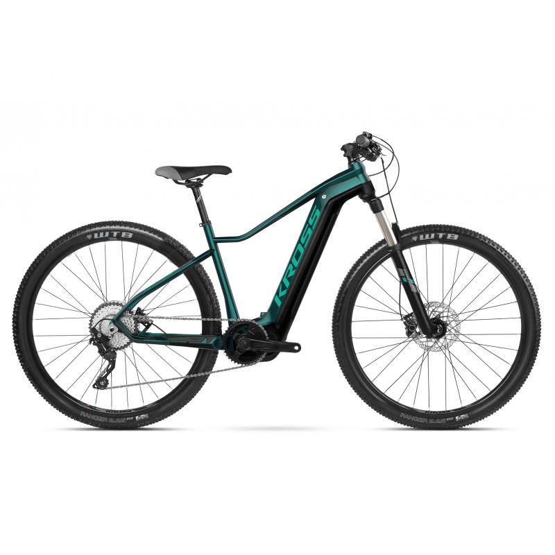 Rower elektryczny damski Kross LEA BOOST 3.0 500 2020