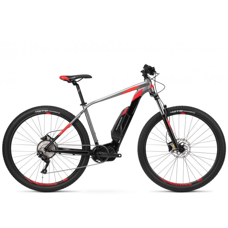 Rower elektryczny Kross LEVEL BOOST 1.0 2020