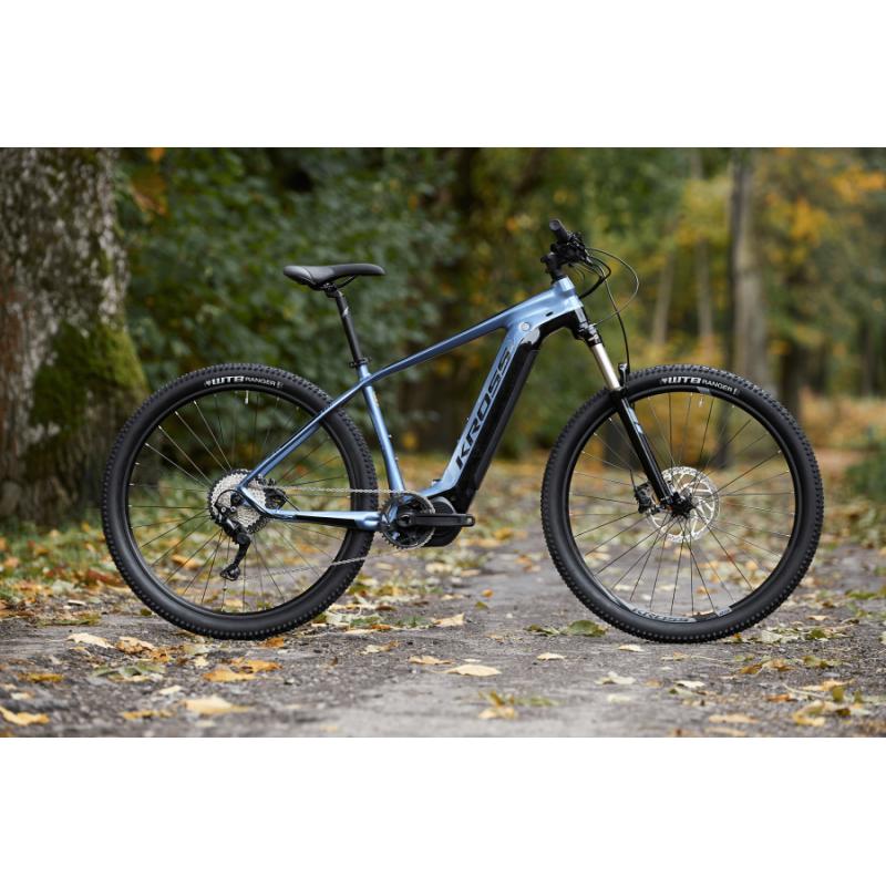 Rower elektryczny Kross LEVEL BOOST 2.0 630 2020