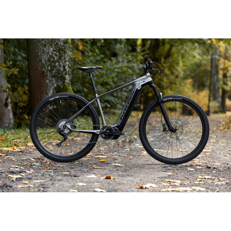Rower elektryczny Kross LEVEL BOOST 3.0 500 2020