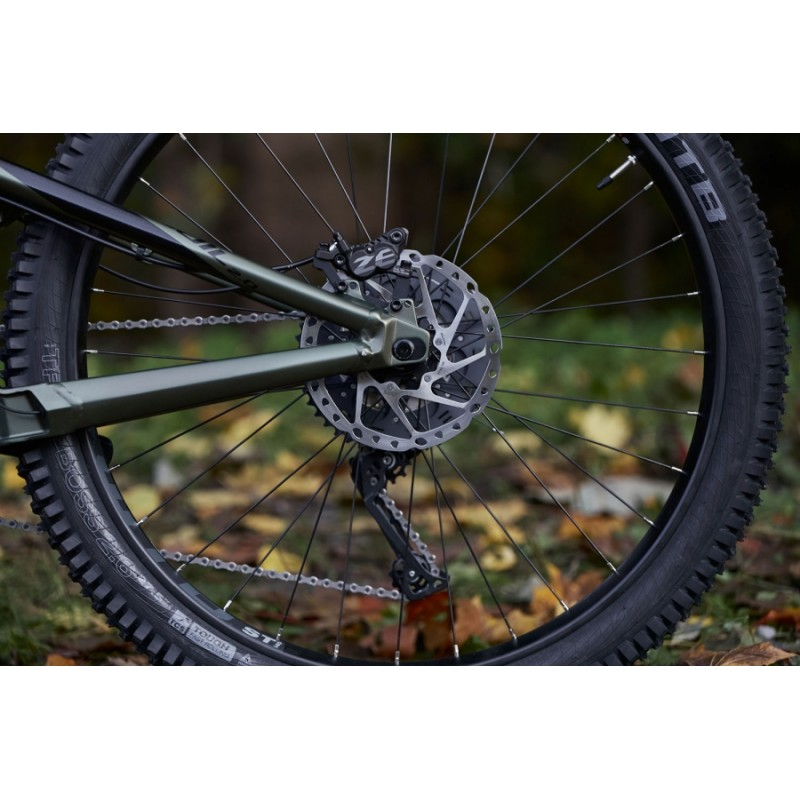 Rower elektryczny Kross SOIL BOOST 2.0 630 2020