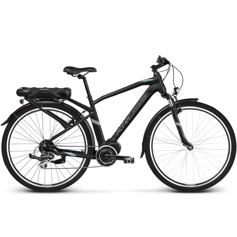 Rower elektryczny Kross TRANS HYBRID 2.0 2020 Damski i Męski