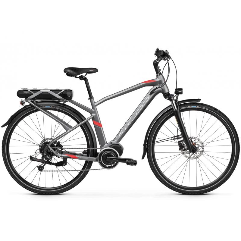 Rower elektryczny Kross TRANS HYBRID 3.0 2020 Damski i Męski