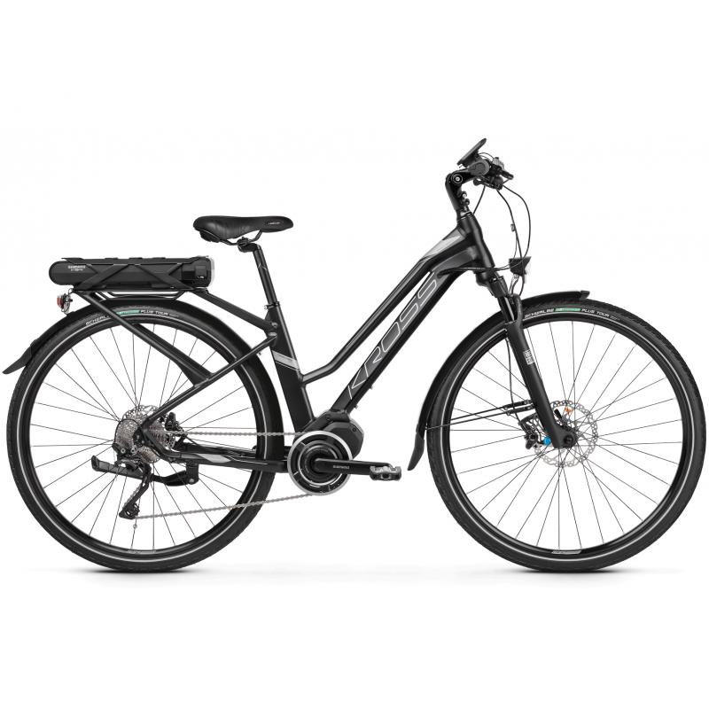 Rower elektryczny Kross TRANS HYBRID 5.0 2020 Damski i Męski