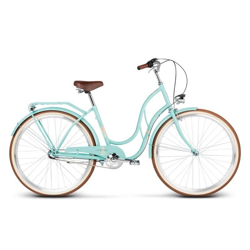 Rower miejski Le Grand Madison 3 OUTLET - Wyprzedaż