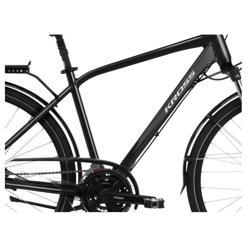 Rower Kross Trans 5.0 męski 2021