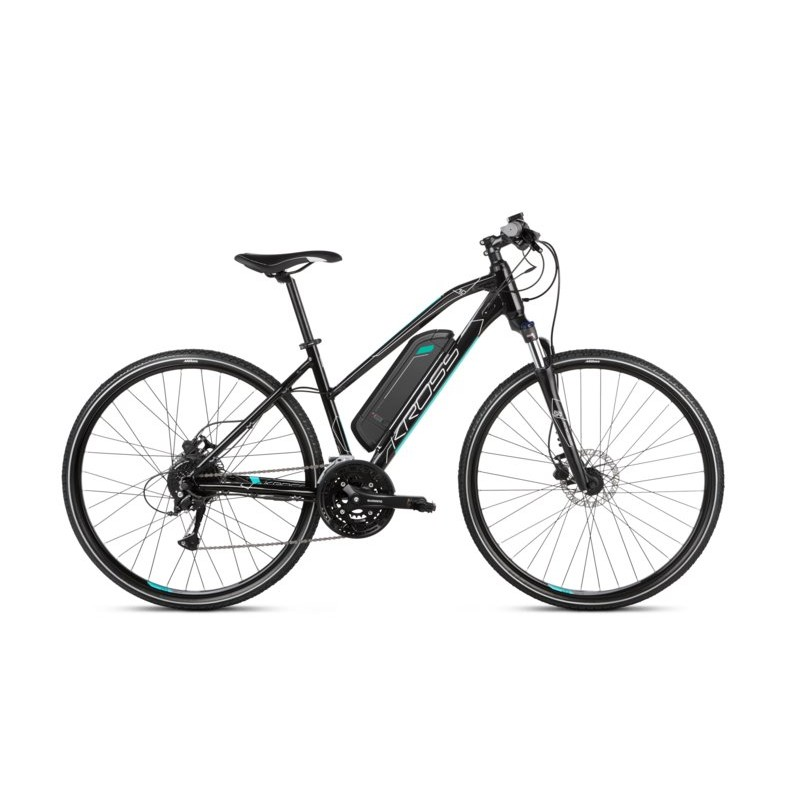 Rower elektryczny Evado Hybrid 1.0 damski 2021