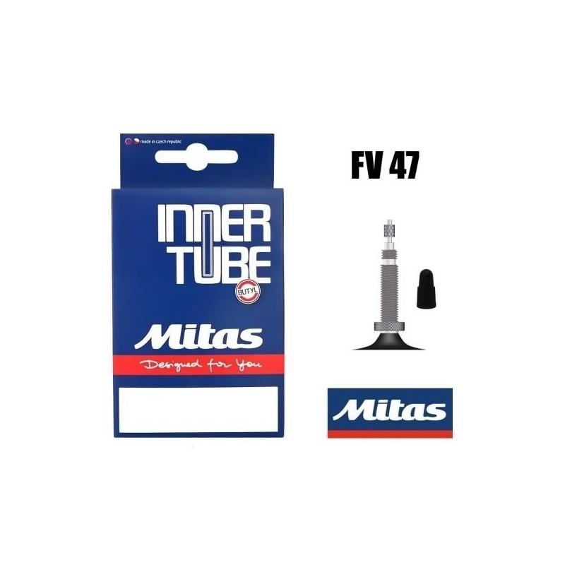 Dętka rowerowa MITAS 700 18/25C FV47
