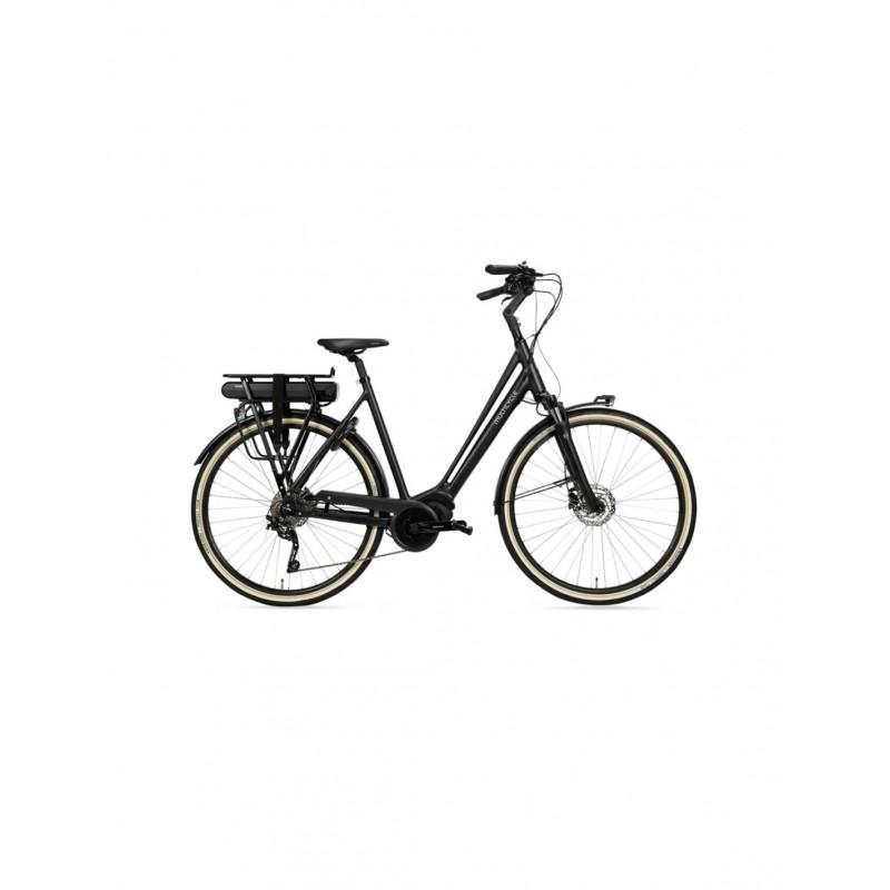 Rower elektryczny damski MULTICYCLE SOLO EMS - Metro Black Satin - 2021 rozmiar 49