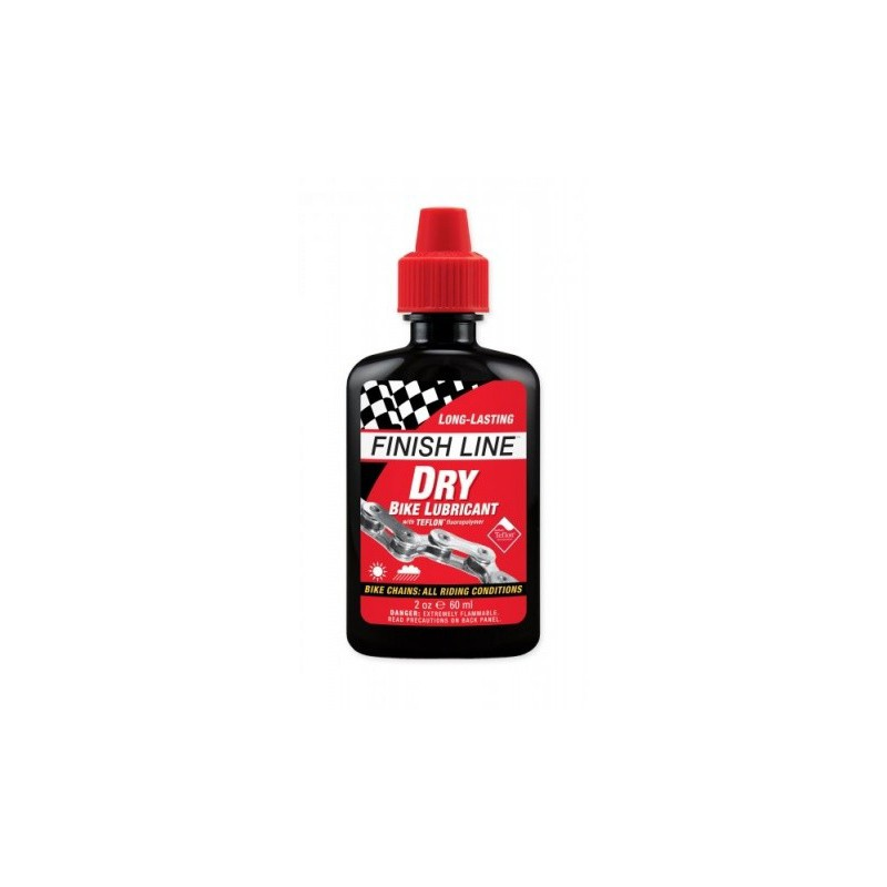 Finish Line Teflon Plus Teflonowy 60 ml