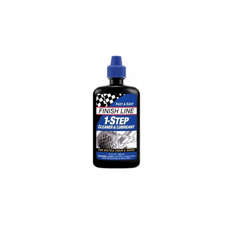 Olej do łańcucha Finish Line Olej 1-Step syntetyczny 120 ml