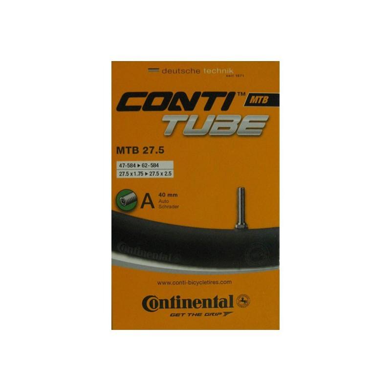 Dętka rowerowa Continental 27,5 1.75x2.5