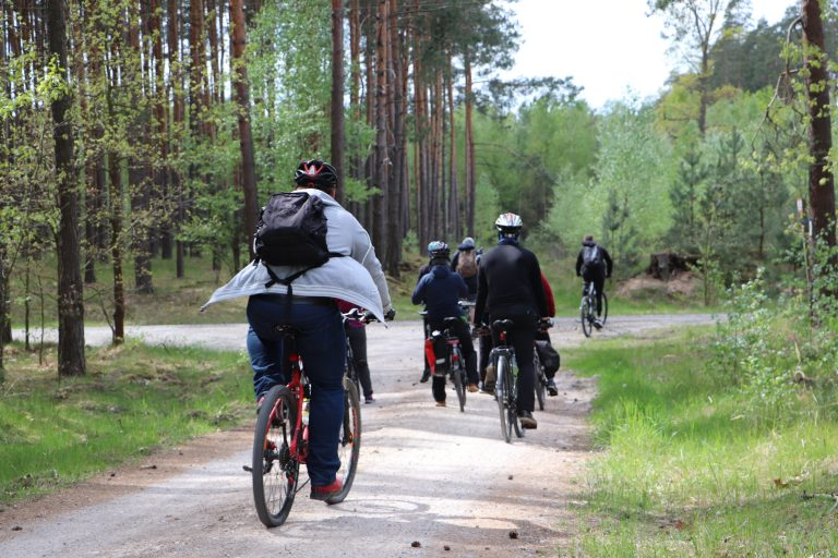 Jazda na rowerze kalorie