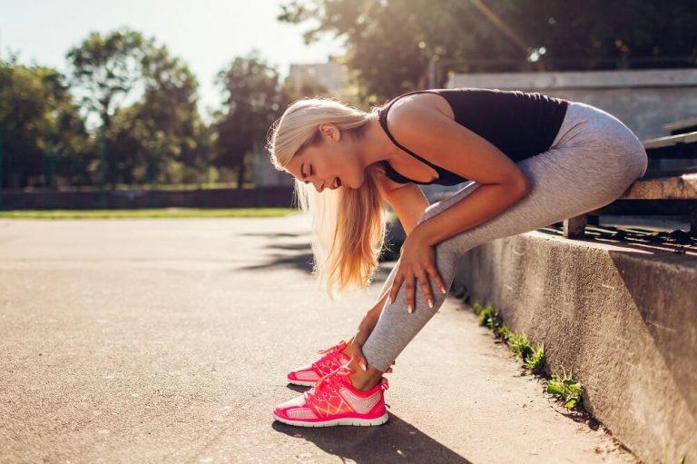 Co to są skurcze mięśni i jak sobie z nimi radzić
