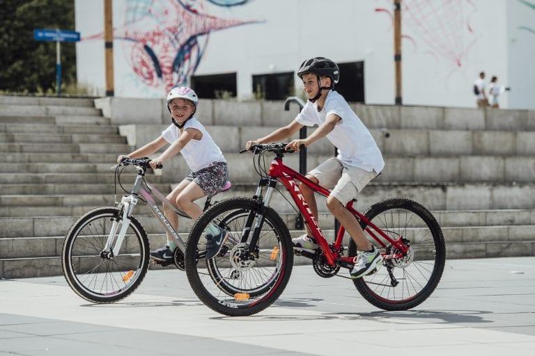 Jaki rower wybrać na komunię?